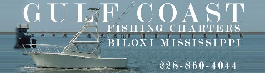 Biloxi mississippi fishing charters for Fishing in biloxi ms