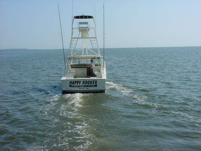 Charter the Happy Hooker Fishing out of Biloxi Mississipi