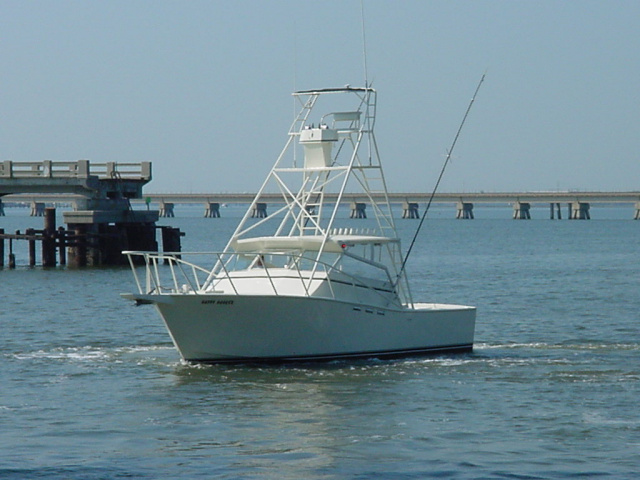 fishing the gulf coast and biloxi mississippi aboard happy